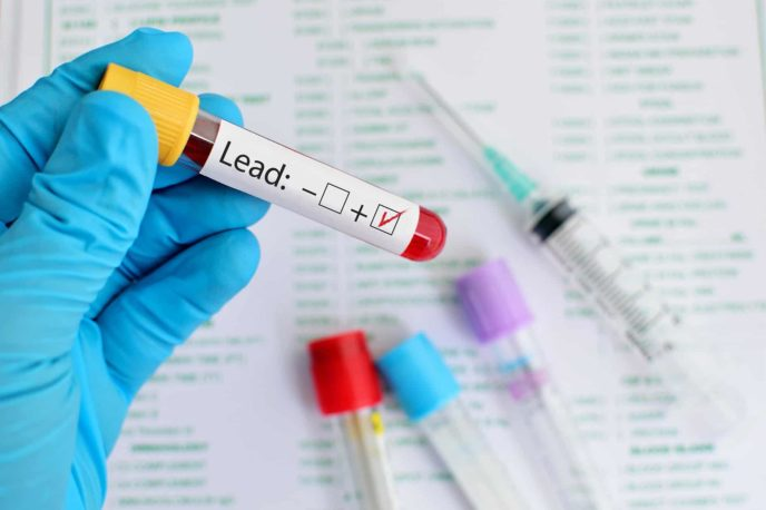 How Much Lead is Detrimental to Health?