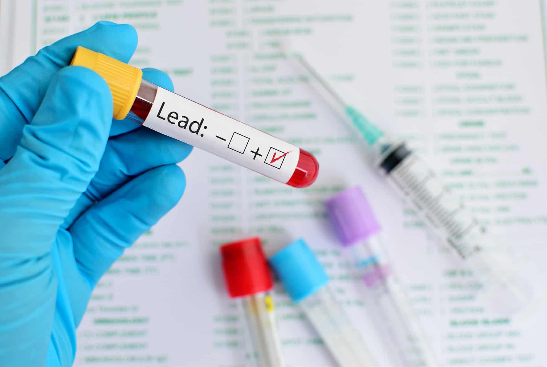 How Much Lead is Detrimental to Health? - MaxWell Clinic