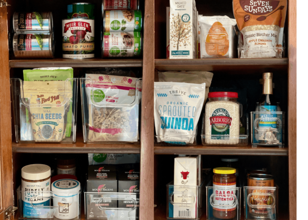 Feeding MaxWell - Make Healthy Meals from Pantry Staples