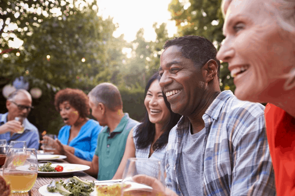 Healthy Aging Dining