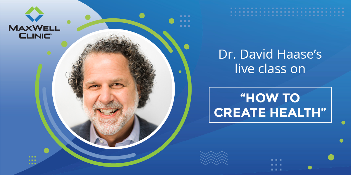Dr. David Haase's Live Class On